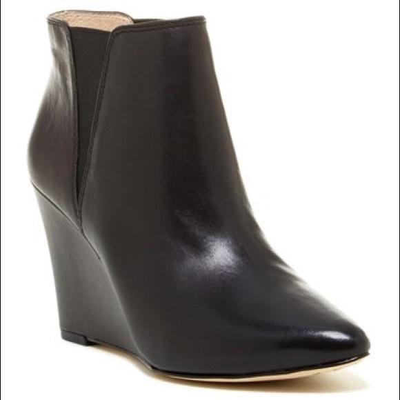 Louise et Cie Shoes - Louise et Cie Wikkit Wedge Bootie